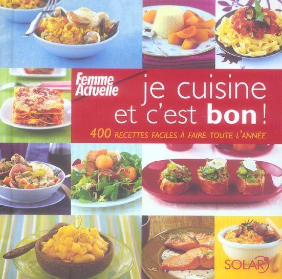 Livre je cuisine et c 39 est bon martine lizambard for Cuisine senegalaise c est bon