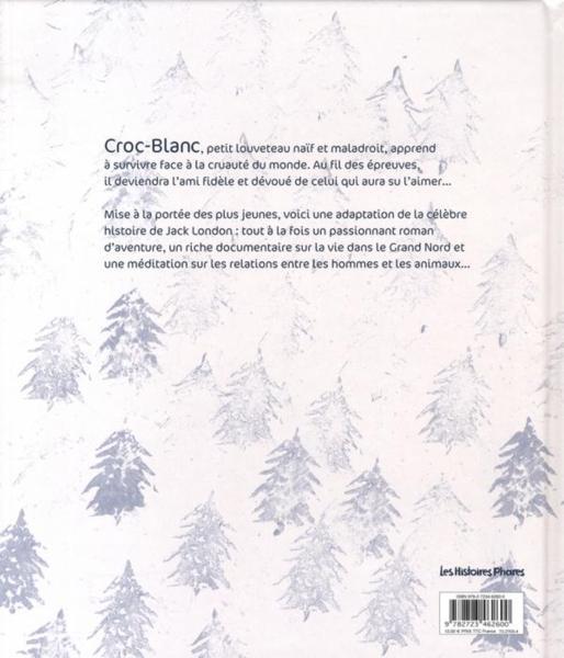 livre croc blanc jean kerloc h