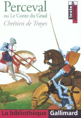 chretien de troyes perceval essay Chretien de troyes and mabinogionfrage essay substance in common with chretien's perceval or even chretien de troyes began his.
