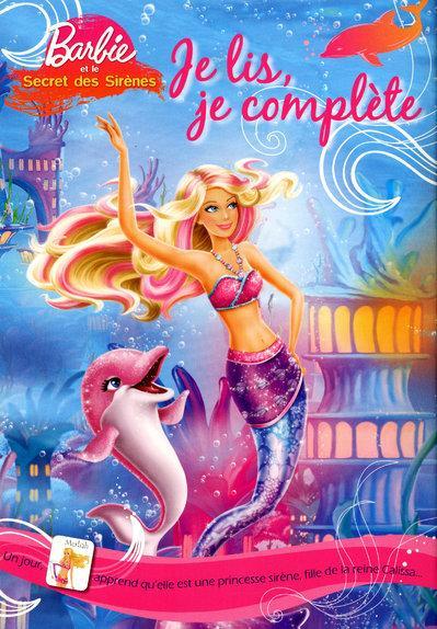 Livre barbie et le secret des sir nes collectif - Le secret des sirene ...