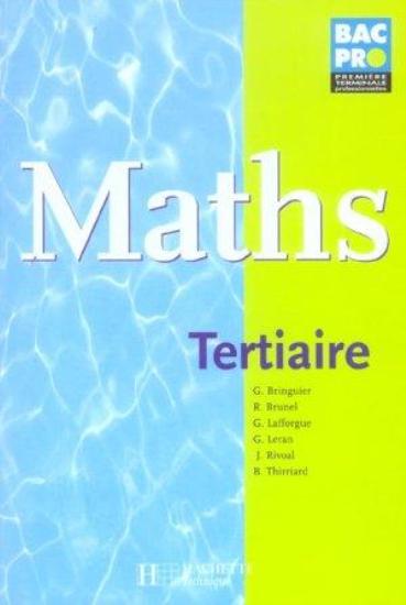 Livre mathematiques 1re et term bac pro tertiaire - Bac pro decorateur interieur ...
