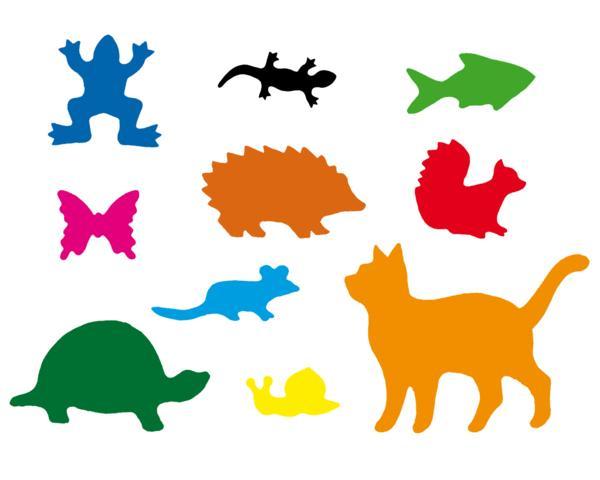 Livre 150 gommettes autocollantes pour d couvrir les - Les animaux du jardin ...