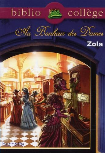 Émile Zola - biblio - hachette