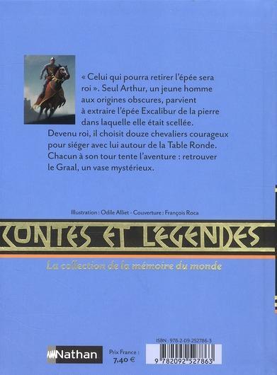 Livre contes et legendes t 7 les chevaliers de la - Contes et legendes des chevaliers de la table ronde resume ...