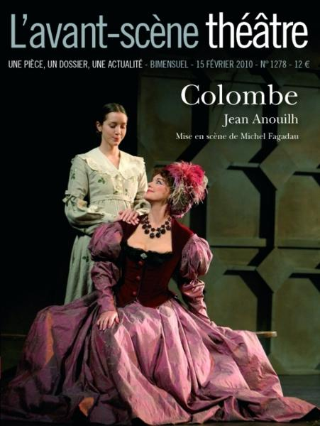Colombe anouilh resume