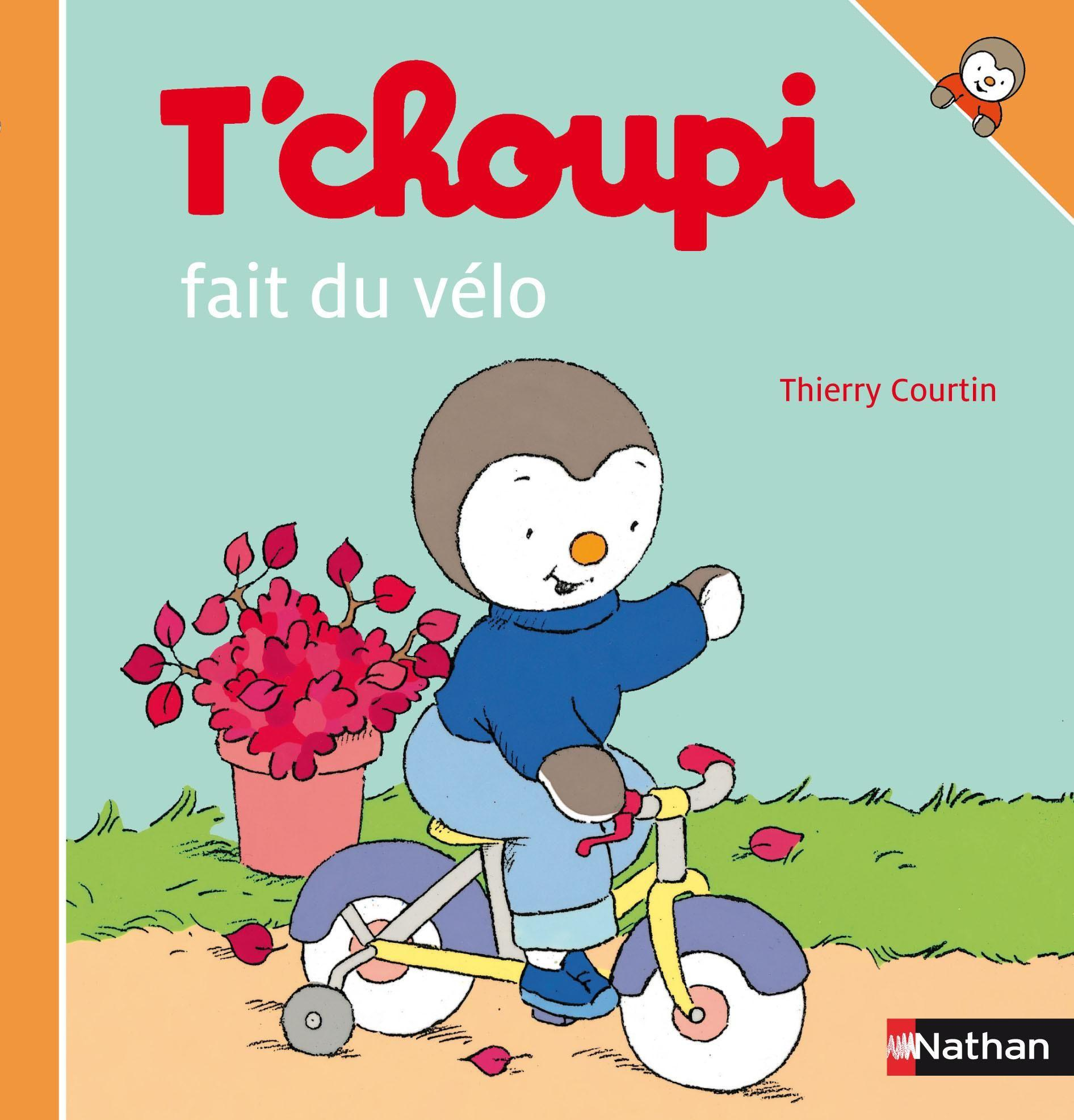 Tchoupi Et Le Velo