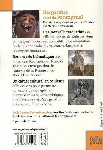 livre gargantua pantagruel fran 231 ois rabelais