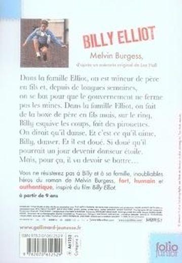 billy elliot book review A resource for teachers  the book is much shorter than the film and there are  get everyone to do a written or spoken review of billy elliot.