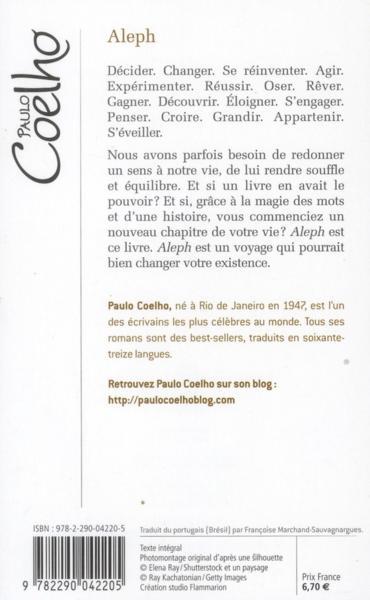the aleph paulo coelho pdf