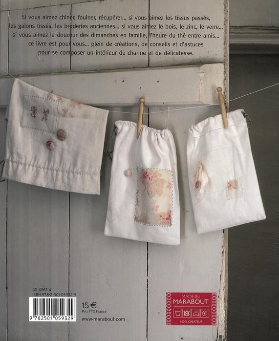 Livre esprit de famille chiner recuperer creer audrey fitzjohn - Esprit de famille decoration ...