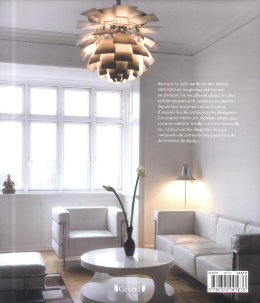 Livre design des ann es 50 60 judith miller for Architecture annees 50