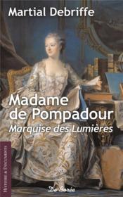 Madame de Pompadour - Couverture - Format classique
