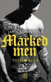 Marked men t.1 ; rule - Couverture - Format classique