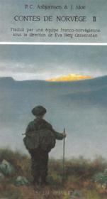 Les contes de Norvège II - Couverture - Format classique
