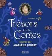 Coffret trésors des contes t.3
