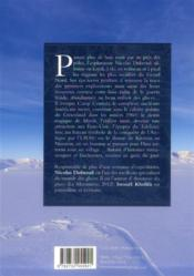 Mystères polaires - 4ème de couverture - Format classique