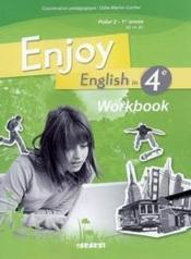 4ème ; workbook (édition 2008)
