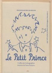 Le petit prince ; coffret prestige