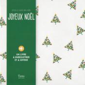 Dites-le avec un livre ; Joyeux Noël - Couverture - Format classique