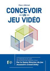 Concevoir un jeu vidéo (3e édition) - Couverture - Format classique