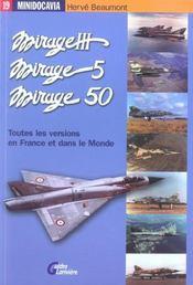 Mirages 3, 5, 50