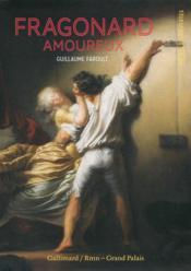 Fragonard amoureux - Couverture - Format classique