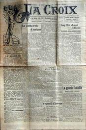 Croix (La) N°10786 du 03/05/1918