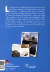 2000 ans de commerce maritime - 4ème de couverture - Format classique