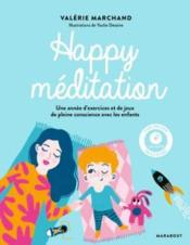 Happy méditation - Couverture - Format classique
