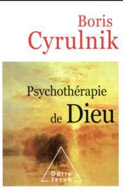 Psychothérapie de Dieu - Couverture - Format classique