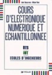 Cours d'electronique numerique echantillon.