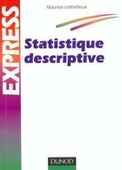 Express ; Statistique Descriptive
