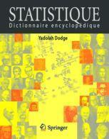 Statistique ; dictionnaire encyclopédique