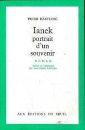 Ianek portrait d'un souvenir - Couverture - Format classique