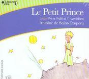 Le Petit Prince Cd