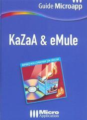 Kazaa ; emule