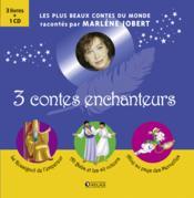3 contes enchanteurs ; coffret