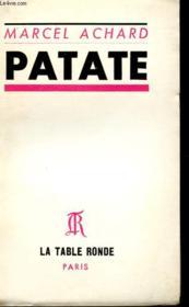 Patate - Couverture - Format classique