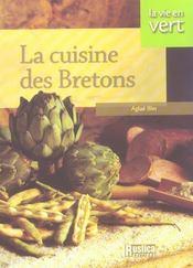 La cuisine des bretons