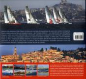 La France vue de la mer - TOME 5 - Des Pyrénées à Menton - 4ème de couverture - Format classique