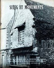 Sites Et Monuments N°67 du 01/07/1974