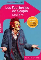 Les fourberies de Scapin (édition 2013)