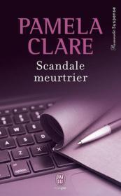 Scandale meurtrier - Couverture - Format classique