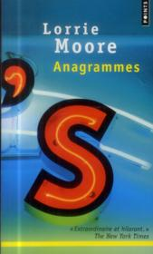 Anagrammes - Couverture - Format classique