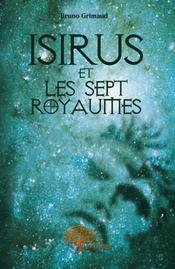 Isirus et les sept royaumes - Couverture - Format classique