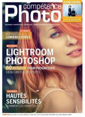 COMPETENCE PHOTO N.60 ; Lightroom, Photoshop - Couverture - Format classique