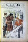 Presse - Gil Blas N°39 du 24/09/1897