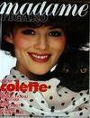 Presse - Madame Figaro du 16/02/1985
