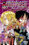 Livres - One Piece T.84 ; Luffy versus Sanji