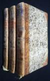 Livres - Oeuvres de La Bruyère (3 volumes)